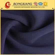 China supplier Best selling ITY Yarn dyed cheap chiffon fabric