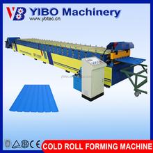 Yibo Steel roof tile making machine price