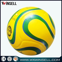 popular thermal bonded 12 panels soccer ball for promotional customized logo