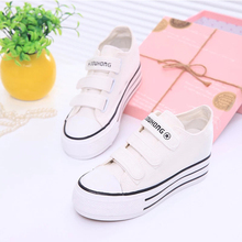 2014 new products wholesale china flat sport women canvas shoes
