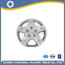 ISO9001:2008 standard cheap price high quality plastic auto parts for car wheel cover