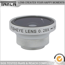 For Song Xperia C3 C4 Z1 Z2 HTC One M7 M8 M9 Samsung galaxy s5 s6 note 4 note 5 super 0.4x wide angle lens fisheye camera lens