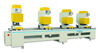 Seamless Four-head pvc window welding machine/Upvc window welding machine