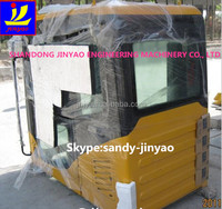driver cabin for excavator, excavator driving cab, used excavator cabin for ZX210,EX200-2,EX200-5,ZX75UR