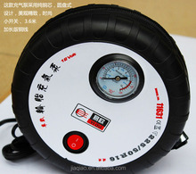12131, 12V car air Compressor - 5 Minutes per tire inflating