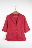 Womens Half Sleeve Suit Women's Coat