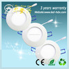 Factory sale 3 years warranty UL listed suspended ceiling grid led panel lighting