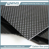 OEM 3k twill matte pure Carbon Fiber Sheets/Plates/Boards
