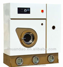 Petroleum dry cleaning machine