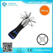 Multi Tool LED Torchlight and Flashlight
