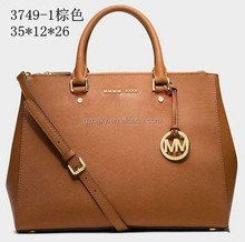 2015 Famouse Designer M&K Handbags Women Fashion Leather MK Tote Bags for Ladies