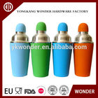 popular 600ml ruber cocktail shaker