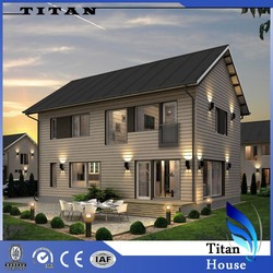 Light Steel Prefabricated Smart House in Turkey