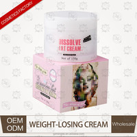 weight-losing products OEM/ODM manufacture /Quick Effect Losing Weight Cream Fat Burning Cream