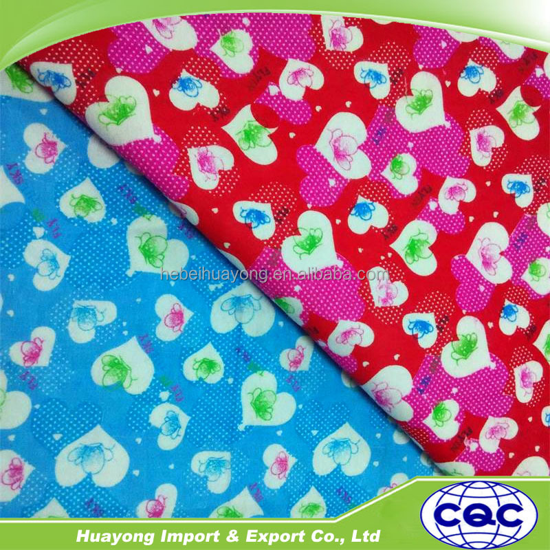 Customized cute print broadcloth fabric for baby product for Cute baby fabric prints
