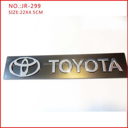 Good quality Self adhesive 3D plastic motorcycle sticker