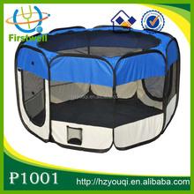 Folding Fabric waterproof pet playpen tent