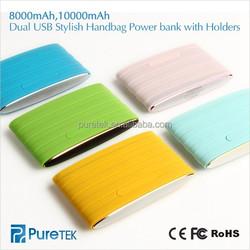 Best Selling ShenZhen Power Bank 8000mah 10000mAh For iPhone 6 Plus 5S 5/iPad Mini/ipad Air/Samsung Galaxy S4