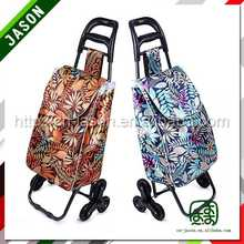 hand shopping trolley airprot luggage trolly