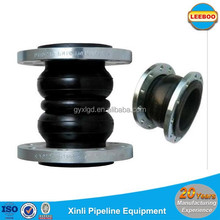 Flange Type Rubber Expansion Pipe Joint For Pipe System