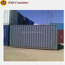 used container with long durability ISO standard used shipping container price
