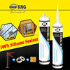 upvc cement adhesive transparent cement silicone for building project