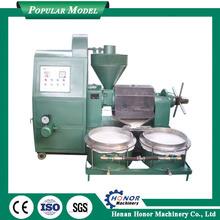 Combine Cacahuetes extracción de aceite expulsor del aceite Máquina de la prensa