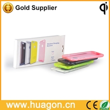 qi Chargeurs de batterie, sans for Iphone 6 in plastic material