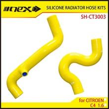 High Temp Flex hose kit RADIATOR HOSE KIT FOR CITROEN C4 1.6 (4)