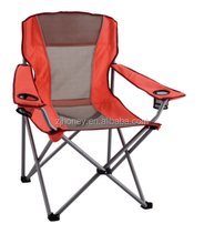 new designed leisure adult mesh outdoor camo mesh outdoor folding chairs club chair