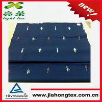 4.5oz cotton fish print fabrics for garment