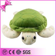 Custom soft velboa material stuffed sea turtle plush toy