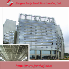 Prefabricated Galvanized Steel Frame roof for office building