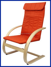 Useful furniture birch bentwood promotion relax chair