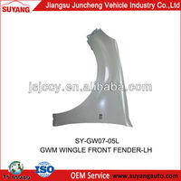 OEM Car Body Parts Front Wings For Great Wall Motor Wingle