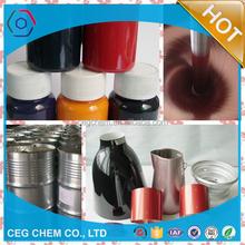 Spring coming! Metallic Pigment for Inks Industry Leafing Aluminium Paste