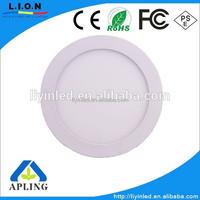 Manufacturer Export Ra>80 6W 12W 18W 24W Embedded ultra narrow led panel light