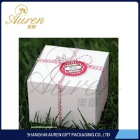 Wrapping paper frozen cake packaging