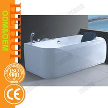 acrylic bathtub multi jets whirlpool free standing bathtub and spa bathtub AD-672
