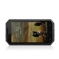 Dual sim 5.0 inch quad core ip68 rugged cdma android phone with nfc, rugged smart phone