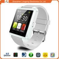 2015 shenzhen alibaba china answer bluetooth smart watch LP-U8 hand watch mobile phone
