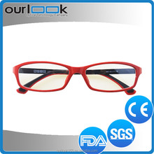 2015 Good Quality New Style Anti Blue Ray Silhouette Optical Glasses Prices
