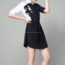 Fashionable exported pictures of fashion blouse