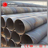 Spiral Steel Pipe/astm a53 spiral steel pipe anti -rust oiled