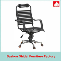 Modern metal bungee cord chair /swivel elastic office chair SD-908