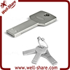 usb flash drive key shape business for sale