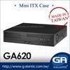 GA620 industrial computer thin mini itx case