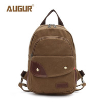 Canvas Men Canvas Vintage Canvas + Genuine Leather mens genuine leather messenger bags