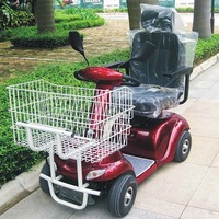 Electric Supermarket shopping cart with CE Approved DL24500-3S (China)