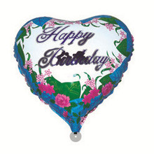 Happy Together factory Wholesale good qulity popular heart shape foil balloons